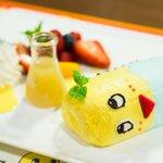 RT @fashionpressnet: 【明日オープン】「ふなっしーのFUNAcafe」渋谷パルコに期間限定で登場 - 店舗&メニュー写真公開 - http://t.co/mHb3Nn2IV9 http://t.co/dBLbk6NtER