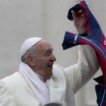 Las estrellas del fútbol mundial, reunidas en Roma por la Paz http://t.co/ubCAoBr050 http://t.co/qT3h8uPW2C