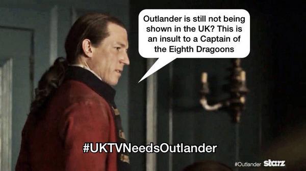 Even @BlackJackRand is highly insulted that #Outlander is not displaying his talents in #UK #UKTVNeedsOutlander http://t.co/u36cOOS18n