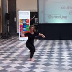 RT @jennykphillips: Katie Milroy of KaSt performing at the launch of #Aberdeen Festivals @DanceLiveFest http://t.co/0Qa03Pgxxu