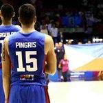 RT @PBAonTV5: #FIBAWorldCup: Gilas Pilipinas tries to stun Luis Scola's Argentina #LabanPilipinas #PUSO http://t.co/VdQTOguq7X http://t.co/Kn5xh89FjT