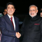 RT @JapanGov: @PMOIndia Japan is excited to welcome PM Modi of #India. Here's to a long-lasting friendship b/w our two countries. http://t.co/oENvMQVc2K