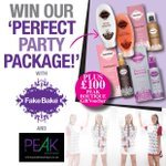 WIN 5 Fake Bake goodies PLUS £100 voucher @Peak_Boutique simply FOLLOW us both and RT this! #wholenewlook http://t.co/Zee1SKmRpp