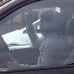 [#Transfert] Luis Suarez en larmes en quittant Melwood aujourdhui ! http://t.co/6jQKhx0pCr