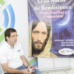 En próximos días, se celebrará 'Gran Noche de bendiciones' http://t.co/1XfQ3rpz4Q http://t.co/vmBHHHxyGM