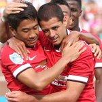 RT @SoccerKingJP: 【移籍決定】レアル・マドリード、マンUからメキシコ代表FWエルナンデス獲得 http://t.co/1aMth8lqTp マンチェスター・Uが1年間のレンタル移籍で、買い取りオプション付きだと発表しています。 http://t.co/Ly93hNq4f6