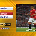 RT @SkyFootball: Javier Hernandez has signed for Real Madrid on a season-long loan. More here: http://t.co/7pzyO1P2j2 #SkyDeadlineDay http://t.co/FdFIiDv6QW