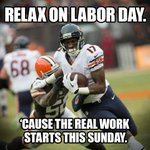 Wishing #Bears fans a happy Labor Day. http://t.co/U8Icf3SULp