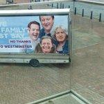 RT @YesScotland: Just say #nothanks to Westminster. #indyref #VoteYes http://t.co/UYIELfWsjv