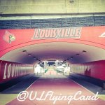 RT @ULFlyingCard: The path to glory. #L1C4 #GoCards #BeatMiami http://t.co/hhNGsMeCwB