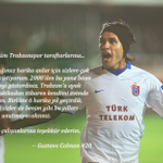 RT @TS_Lovers: Gustavo Colmandan veda mesajı... http://t.co/YH6CDcudnT