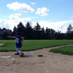 RT @KatieNicholson: Last day of summer vacation for a little father & son baseball in #winnipeg #cbcmb http://t.co/NnNHS6dPuG