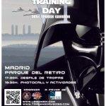 Las tropas imperiales de Darth Vader tomarán el #Retiro el 20-S #StarWars #Madrid Y ayudemos a @FEAPSMadrid http://t.co/Jee05imzkk
