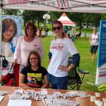 RT @BigJMcC: .@CUPENovaScotia activists & staff at the Superbugs Tour display at #Halifax Labour Day event. #CUPE #canlab http://t.co/mwBYODfGlO
