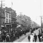 The history behind Torontos Labour Day parade http://t.co/psS1NMTfAY http://t.co/QSkcMgjFHb