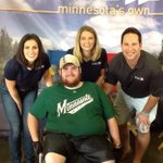 RT @scoott24: @RenaKARE11 @LauraBetker @Dave_Schwartz it was fun meeting u at the @kare11 barn at the @mnstatefair! http://t.co/hXWXtXmEhI