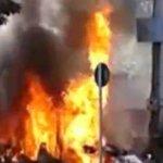 RT @g1: Vídeo mostra avião pegando fogo após cair em bairro de Curitiba http://t.co/QwGaAFq2sF #G1 http://t.co/XKrh4o97FN