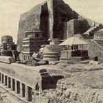 1950s :: Ruins of the Ancient Nalanda University http://t.co/v6ywvedlyo