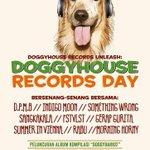 """RT @SERIGALAxMALAM: Yo bersiap #DHRday @DoggyhouseRecs di @fky26 & dptkan cd kompilasinya, ada lagu kami """"Rage Generation"""" disana :) http://t.co/U1xj7suHEv"""