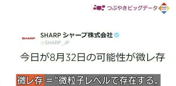【速報】TVタックルでTLが賑わっている間に、NHKで微レ存の説明 #nhk http://t.co/e1EiEb41ud