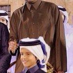 لا تغرك علوم... ولا تغرك أهدوم الرجاجيل مرجعها على ساسها #صقر_العرب_تميم #تميم_المجد #قطر . . . . http://t.co/gDzzHO2L9I