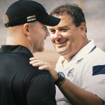 RT @umichfootball: Coach Hoke looks back at App. St., looks forward to Notre Dame. Q&A » http://t.co/TG7HKXIeZq http://t.co/hd0gxPImUe