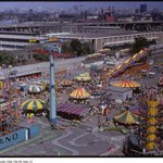 RT @blogTO: Heres what the CNE looked like in the 70s. http://t.co/BTsdCDALnL http://t.co/q4WePtbt4R