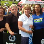 NS Health Care Unions #togetherInSolidarity #halifax #canlab http://t.co/RYVC70JOZo