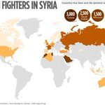 RT @tparsi: #Tunisia, #Saudi and #Morocco have sent the most jihadists to #Syria according to CNN http://t.co/5aBn71Iu7L #ISIS http://t.co/BMAn5ngnSW