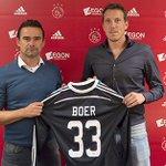 RT @AFCAjax: Diederik #Boer over zijn contract bij #Ajax: Dit is een geweldige kans. Meer: http://t.co/C6mAC0fFUr http://t.co/HuNGuAmT2k
