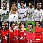 """""""@MUnitedEs: Real Madrid y Manchester United. Pasado y presente http://t.co/seCKdk9Vyd [Vía @dec4p]"""""""