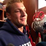 Photo: Rob Gronkowski says he has green light to play in the regular-season opener. http://t.co/ji5YiBIozI