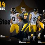 And your 2014 Pittsburgh @steelers Captains are... http://t.co/GTvZ0eNUPN