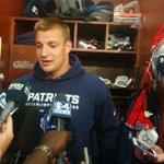 RT @LevanReid: Gronk tells the media today that he had the green light and hes going to play in week one against the Dolphins http://t.co/iqtxT9DD7n