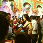 Feeling Blessed!  Took Darshan of Ganpati Bappa
