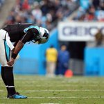 In his 3 #NFL seasons, Cam Newton has been hit 467 times. Thats 237 more than any other QB http://t.co/48AfyRFE69