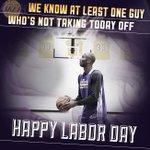 Happy Labor Day! http://t.co/MeNi5k2hqA
