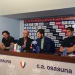 """Ansarifard: """"Prometo que voy a dar mi mejor versión en #Osasuna"""". http://t.co/nYU2E5a09l"""