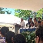RT @presidencia_sv: Presidente @sanchezceren exhorta a la juventud a tomar las riendas del país y alejarse de la violencia http://t.co/VDKBh5K1id