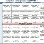 RT @Valolic_: Les profs ont enfin récupéré leur emploi du temps. http://t.co/2OfmwzqFS9