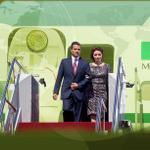 GRÁFICO: Desde septiembre de 2013 a la fecha, @EPN realizó 15 viajes al extranjero http://t.co/nPGJZA8o2h