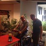 Aftrap #fittevogels in #Tilburg 100 dagen gezond leven in @Groenewoud-T, trap je eigen sapje http://t.co/soLS8t6FNW
