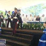 Con las palabras del señor Presidente queda inaugurado el Mes Cívico #SomosElSalvador http://t.co/Kf2M3AQhxc