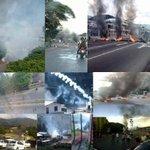 "RT @rafaurdant: Fotos de @NicksonJaimes sobre las protestas en #Tachira #1S http://t.co/98xs4vjuju"""