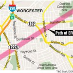 RT @telegramdotcom: The path of the EF0 tornado that touched down in Worcester http://t.co/JqcqfSSeh7 @T_G_Graphics #Worcester http://t.co/OQPGyHJzGy