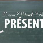 Pour la #Rentrée, on s'était dit rendez-vous en septembre ! #PatrickBruel #Garou #FlorentPagny http://t.co/cGu62CLe6e http://t.co/Z6XJZKzaSG