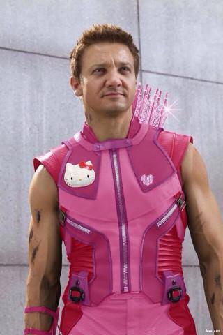 Hello Kitty Avengers http://t.co/tkPmThxMZV http://t.co/XD3gNrhNza