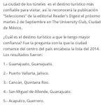 #Acapulco entre las ciudades turística más confiables http://t.co/sdntF2NuDZ @JavierAluni @Chiltepec1 @americanguiano http://t.co/G0rzycFNyl