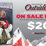 Pick up the hottest calendar in the #CFL from any member of the @StampOutriders or in the @stampstore today! http://t.co/DQIE29LTop