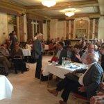 Raad houdt een inspraakbijeenkomst over de perspectiefnota. 28 Insprekers worden gehoord. http://t.co/nM0t7ZUawM